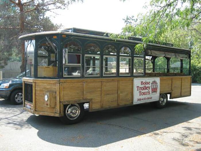 Boise Trolley Tours