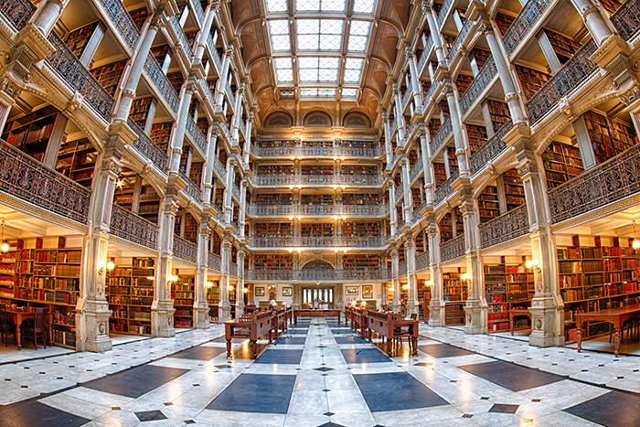 George Peabody Library