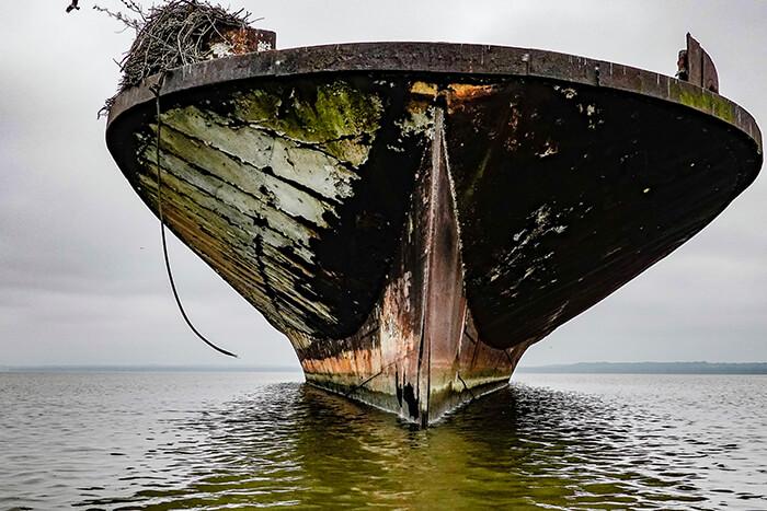 Ghost Fleet of Mallows Bay