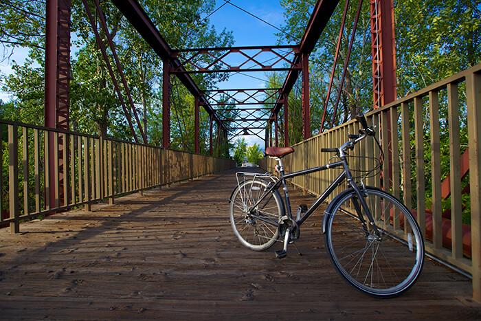 Greenbelt Biking