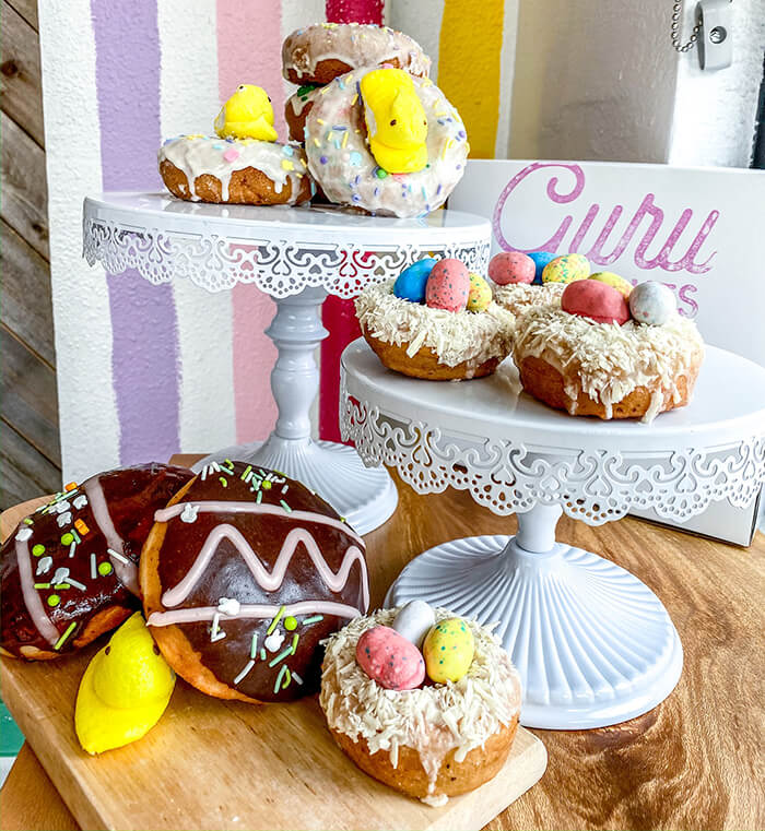 Guru Donuts