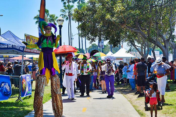 Long Beach Crawfish Festival
