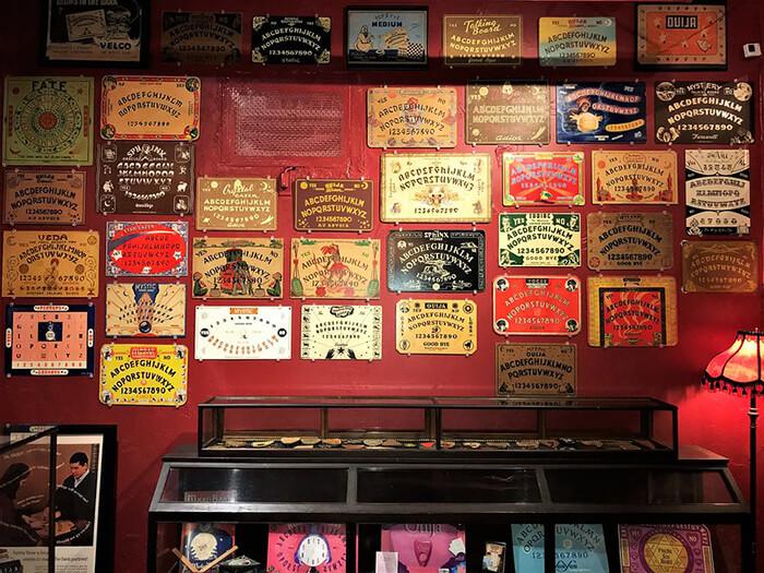 Salem Witch Board Museum