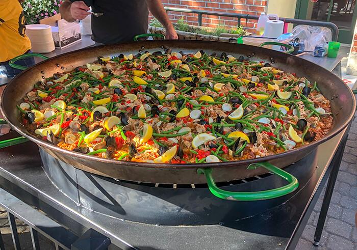 The Basque Market
