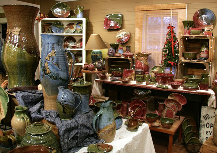 The Willows Pottery