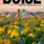 fun things to do in Boise