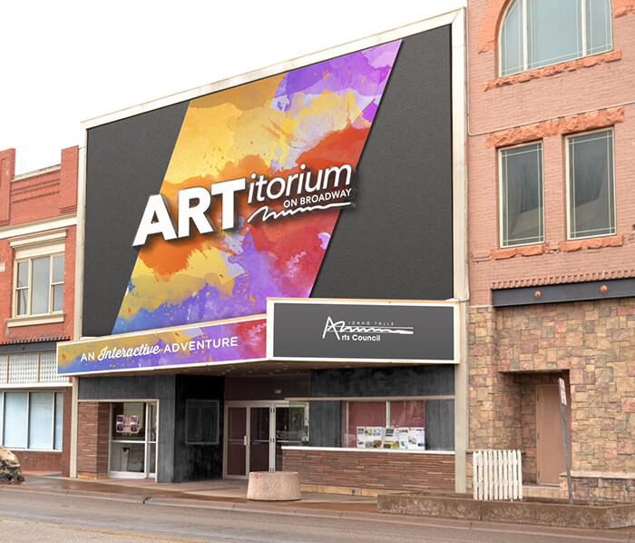 ARTitorium on Broadway