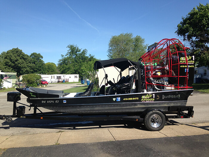 Air 1 Airboats