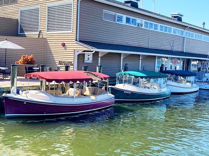 Annapolis Electric Boat Rentals