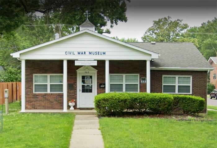 Daughters Of Union Veterans Civil War Museum