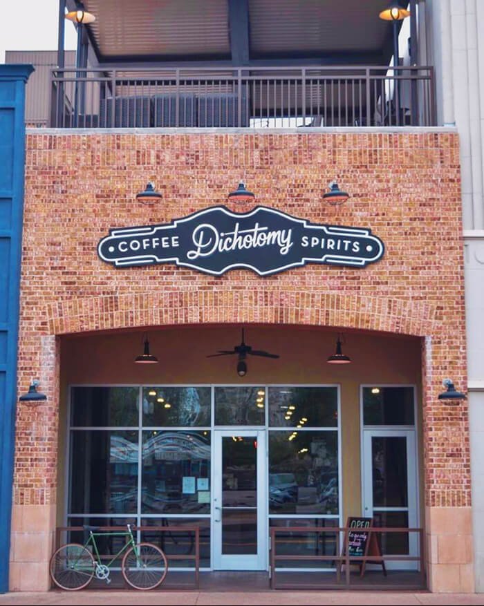 Dichotomy Coffee & Spirits