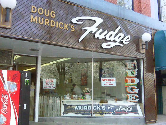 Doug Murdicks Fudge