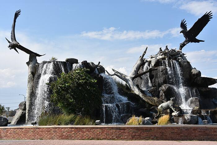 Eagle Rock Fountain