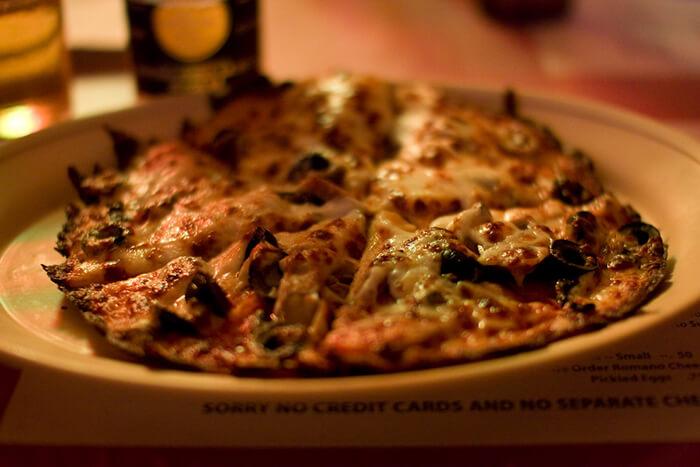 Fleur de Lis Pizza