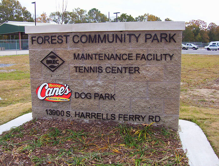 Forest Community Park
