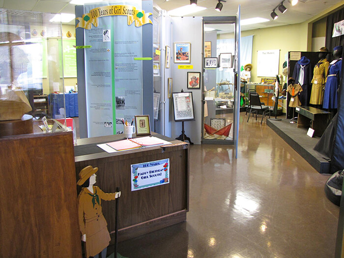 Girl Scout Museum