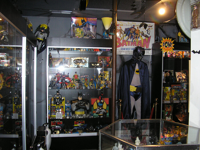 Hall of Heroes Superhero Museum