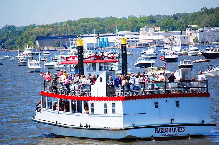 Chesapeake Bay Cruise