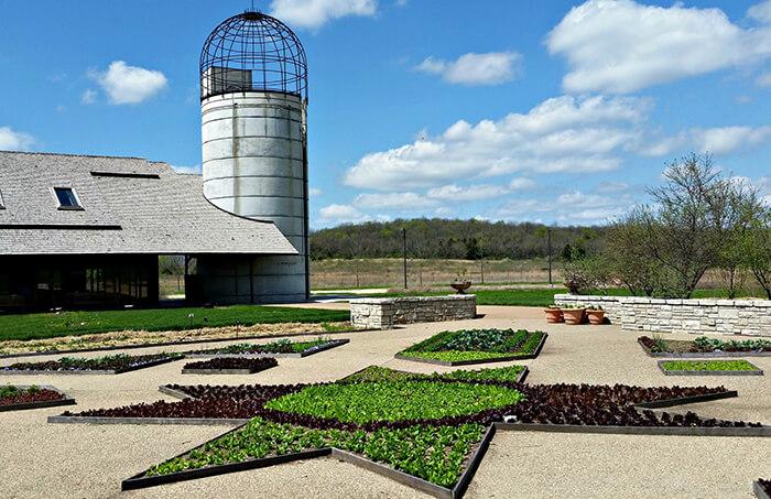 Heartland Harvest Garden