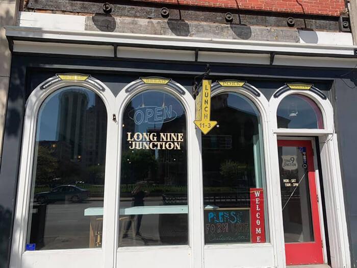 Long Nine Junction