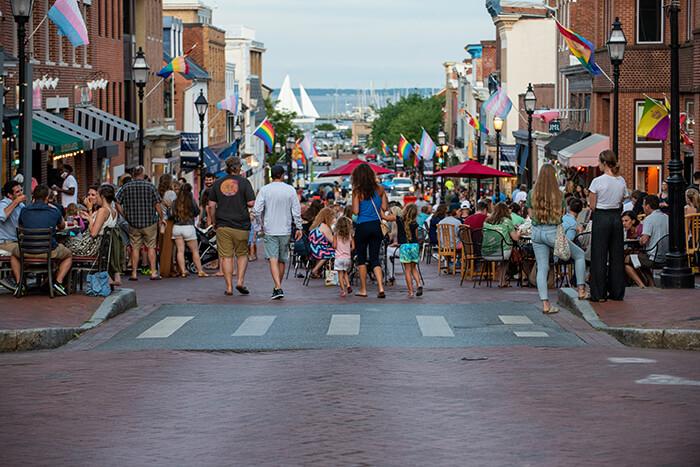 Main Street Shopping