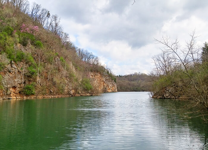 Mead's Quarry Lake