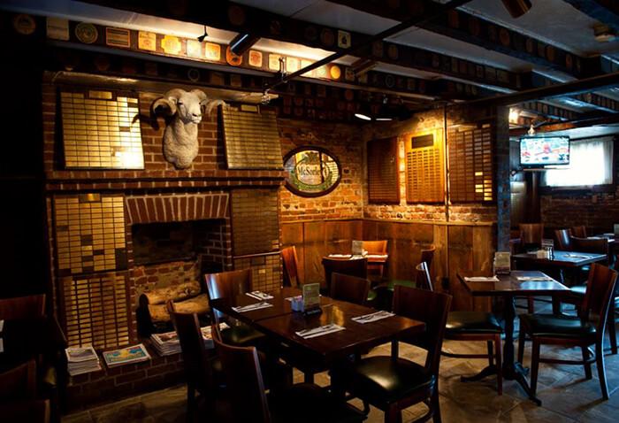 Rams Head Tavern Annapolis