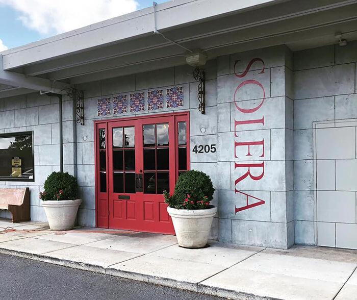 Solera Bar & Tasting Room