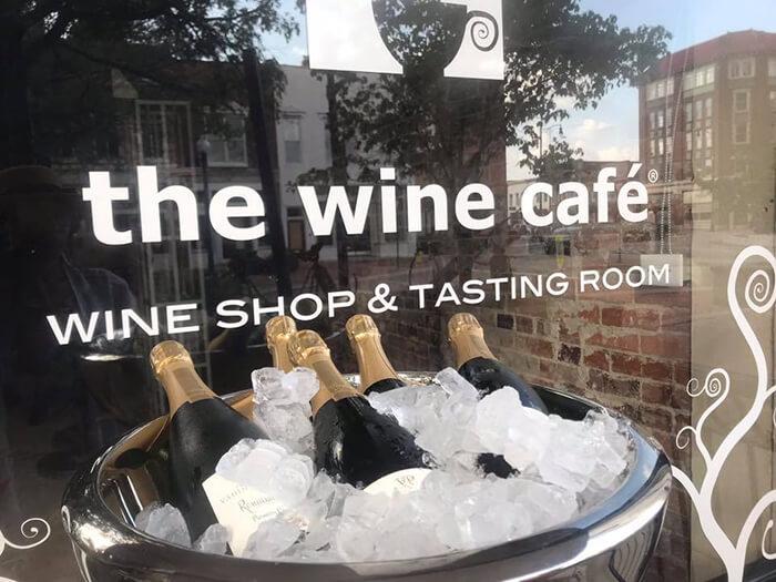The Wine Café