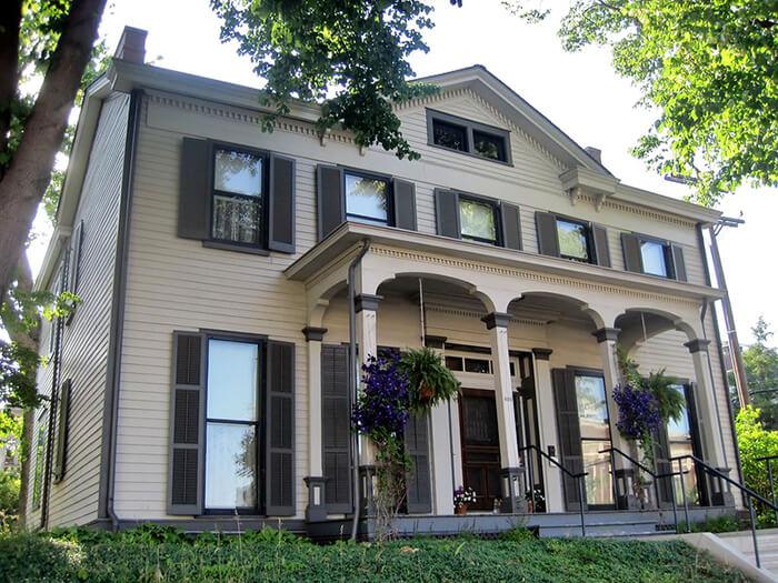 Vachel Lindsay Home