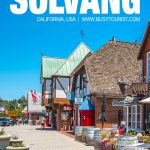 fun things to do in Solvang, CA