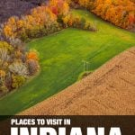places to visit in Indiana