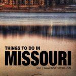 places to visit n Missouri