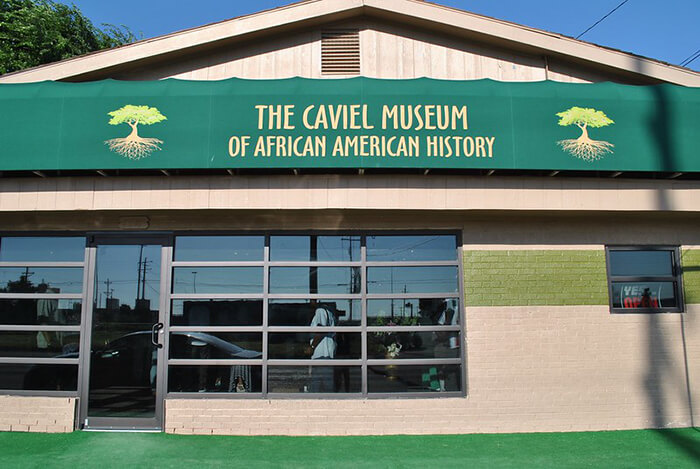 Caviel Museum of African American History