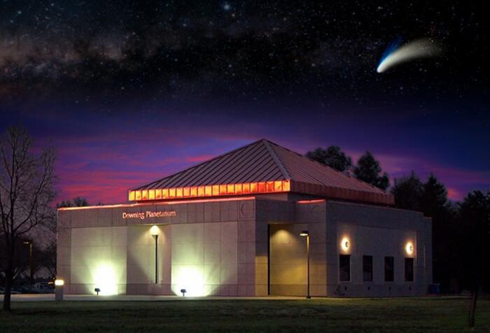 Downing Planetarium
