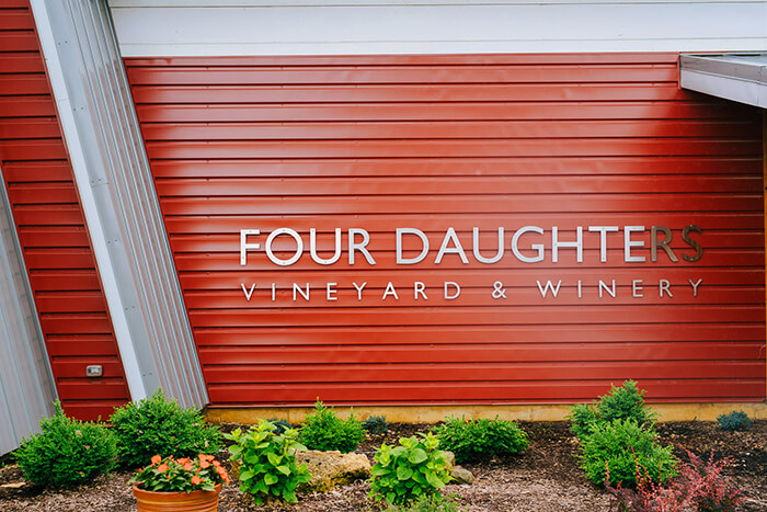 Four Daughters Vineyard and Winery