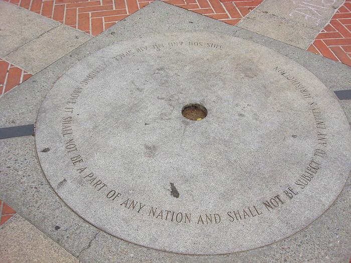 Free Speech Monument