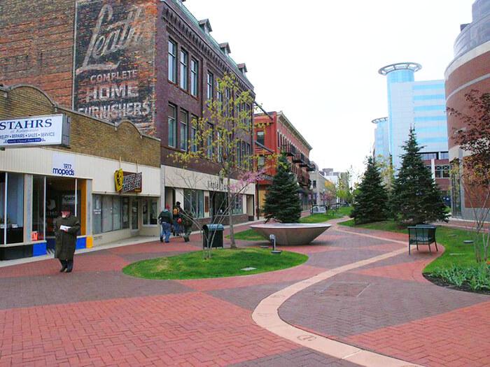 Kalamazoo Mall