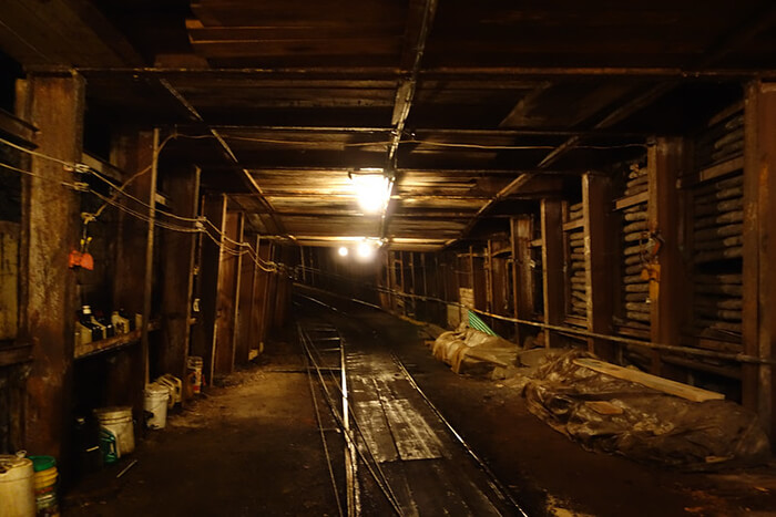 Lackawanna Coal Mine Tour