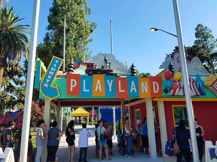 Rotary Storyland & Playland Family Amusement Park