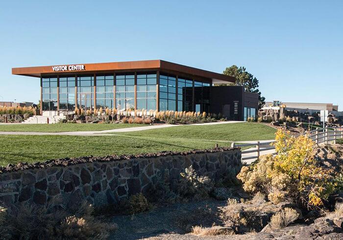 Twin Falls Visitor Center