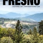 places to visit in Fresno, CA