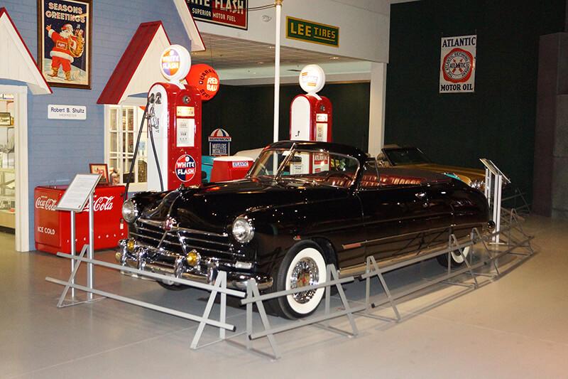 Antique Automobile Club of America Museum