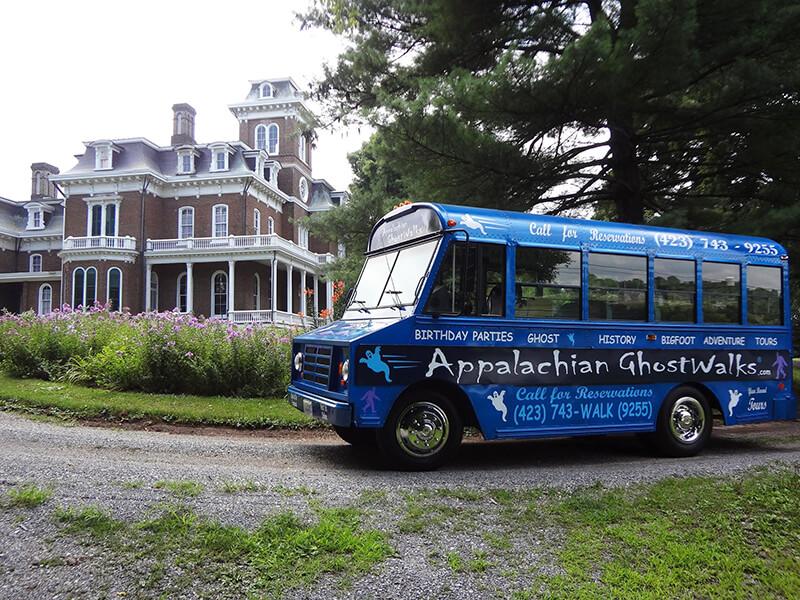 Appalachian GhostWalks