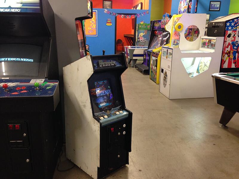Arc Arcade