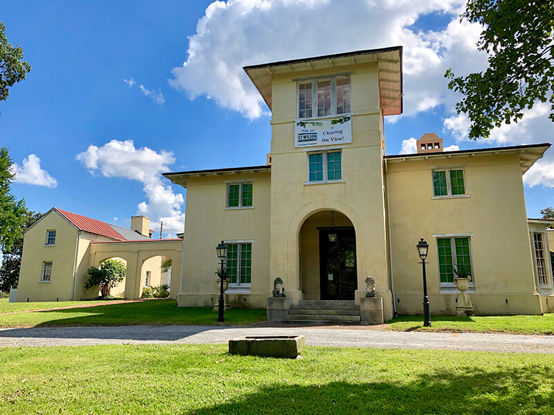 Blandwood Mansion