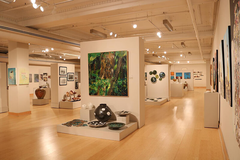 GreenHill Center for NC Art