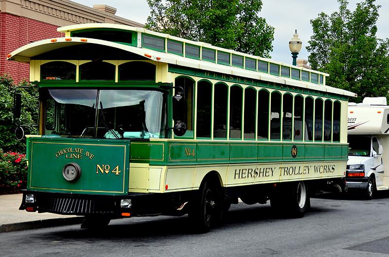 Hershey Trolley Works