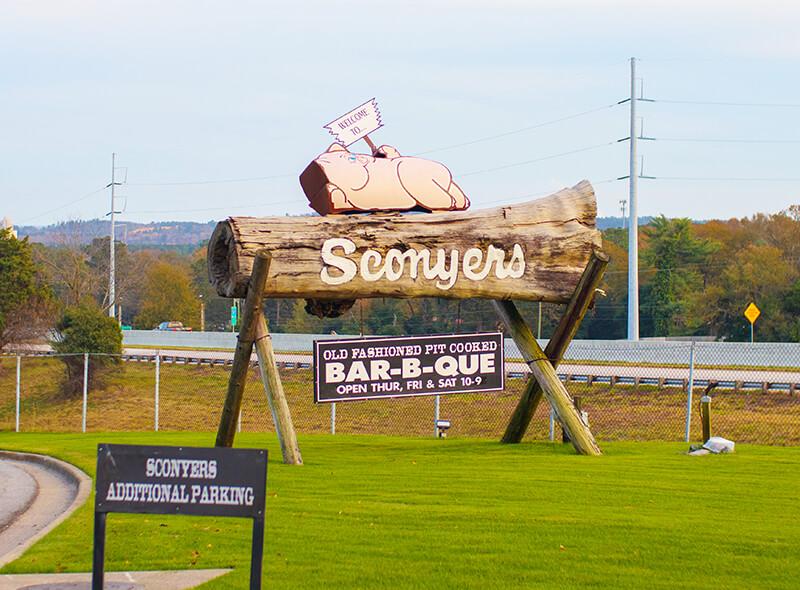 Sconyers Bar-B-Que
