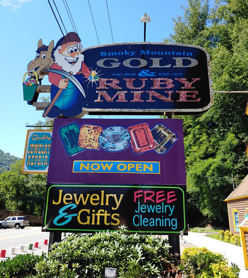Smoky Mountain Gold & Ruby Mine